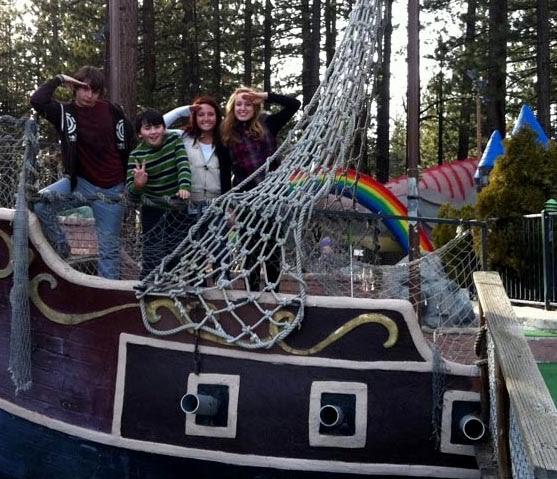 Lake Tahoe's Alive