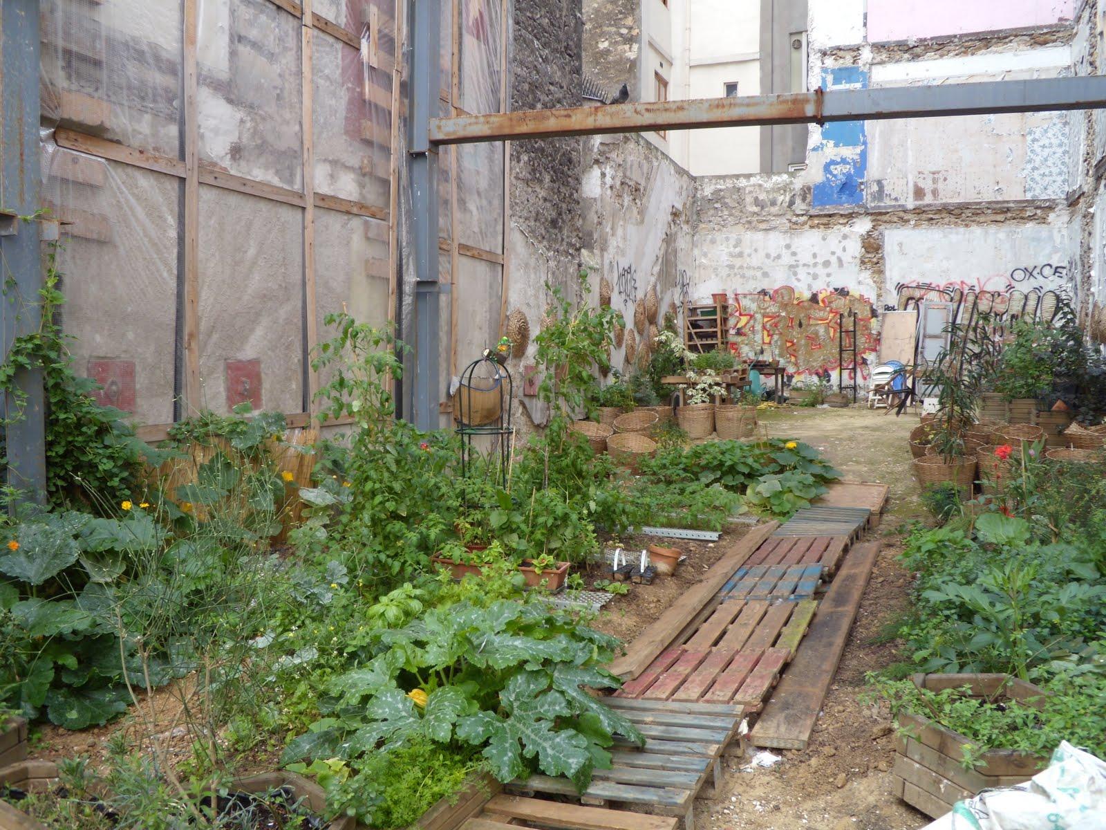 Paradis express jardin secret paris for Jardin secret paris