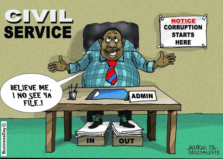 corruption in nigeria are the masses corrupt too
