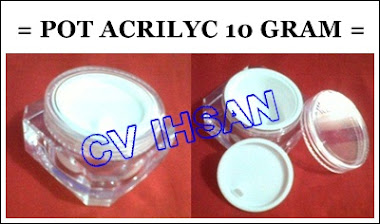 POT ACRILYC 10 GRAM