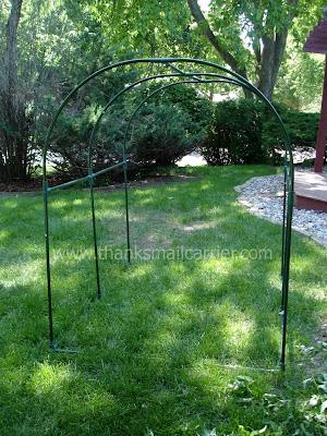 GardenFort frame