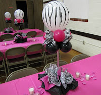 Balloon Centerpieces For Decorations1