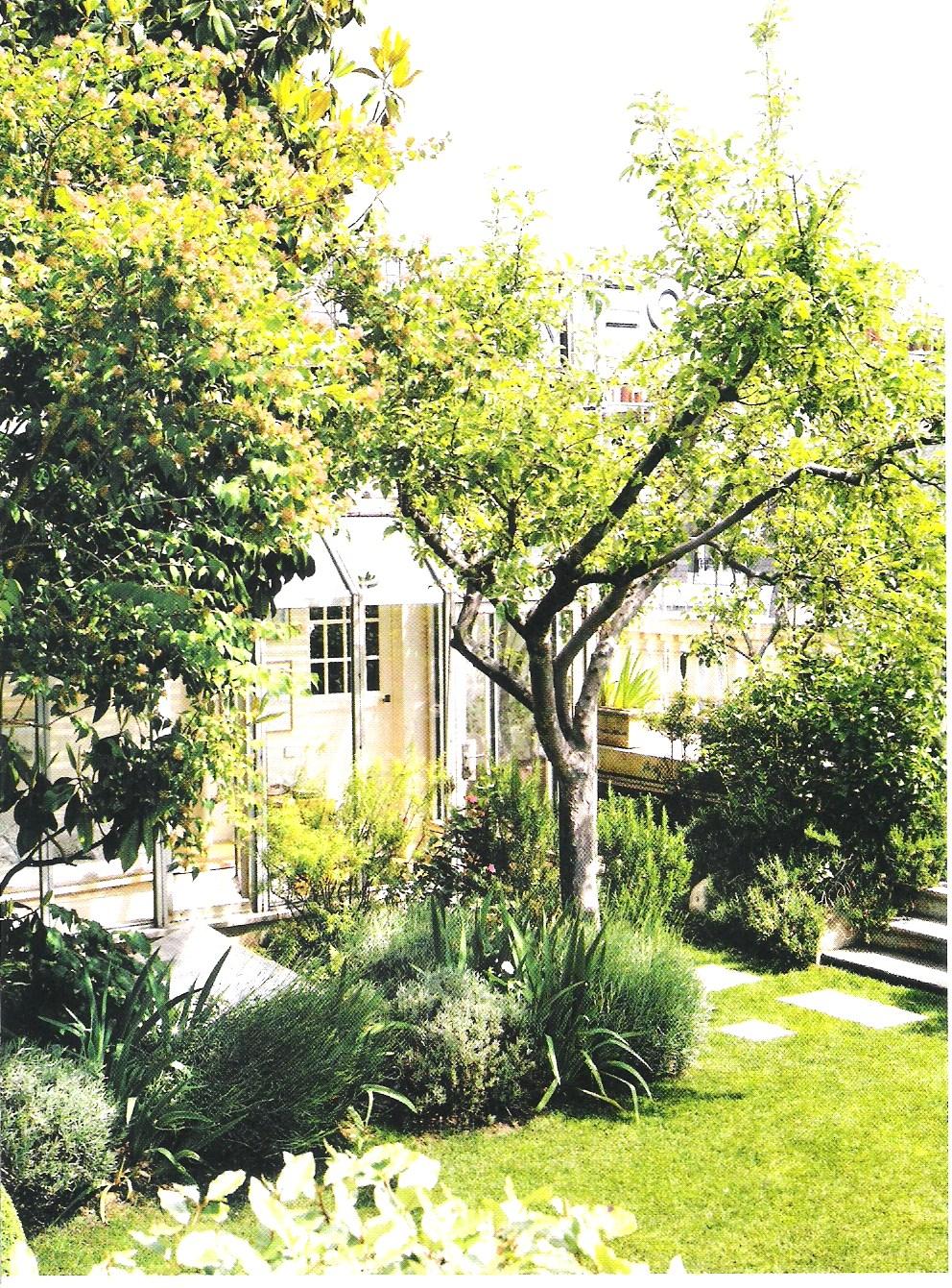 Il giardino sfumato sul tetto di hermes - Giardino sul tetto ...