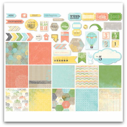 Stampin' Up! This and That Epic Day Digital Kit