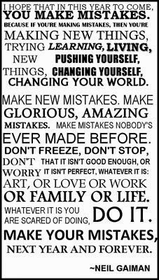 Choose Joy - Stay Weird - Make Mistakes (In Good Company)
