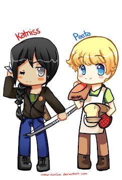 Katniss & Peeta *O*