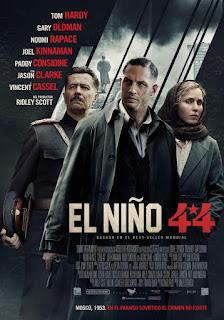 El niño 44, Daniel Espinosa, Child 44