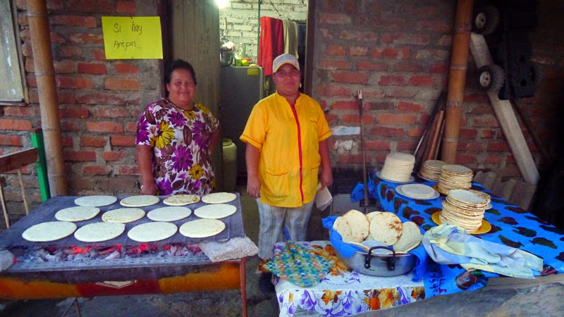 fabrica arepas colombia: