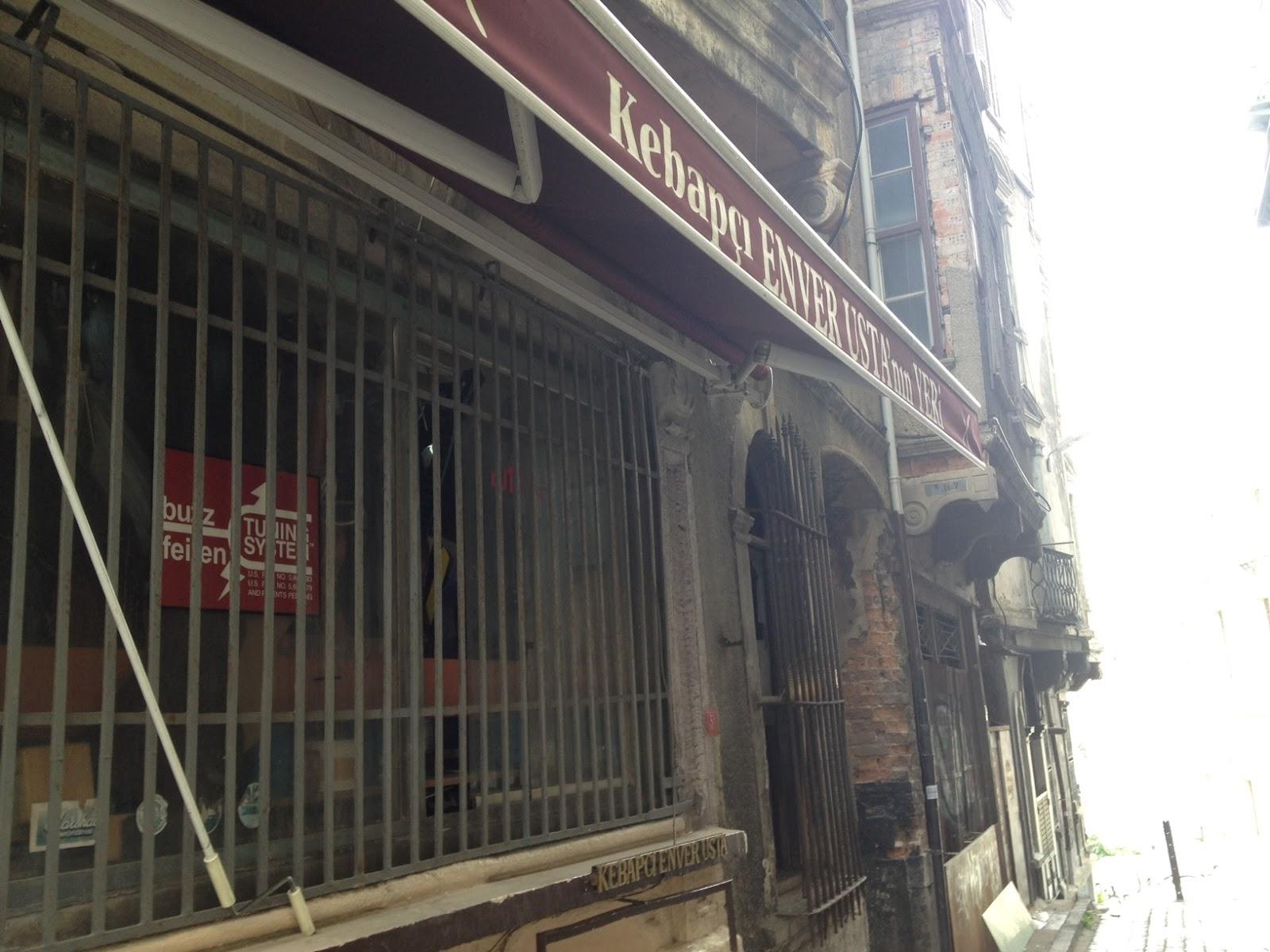 Taksimdeki En Iyi Cafeler