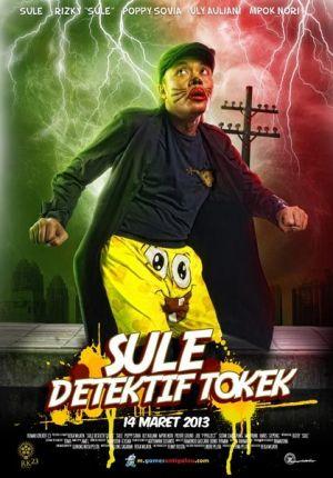 sinopsis film sule detektif tokek