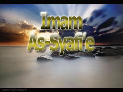 Biografi Imam As-Syafie