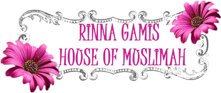 RINNA GAMIS House of Muslimah