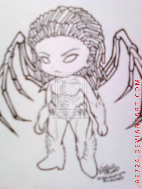 Chibi - Kerrigan - Preview por jae724