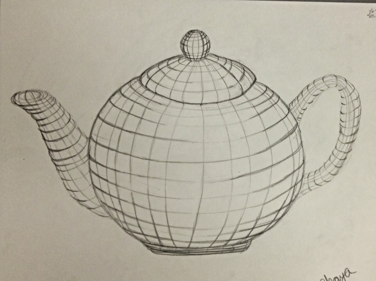Contour Line Drawing In Art : Cross contour line drawing brush strokes by estee art classes