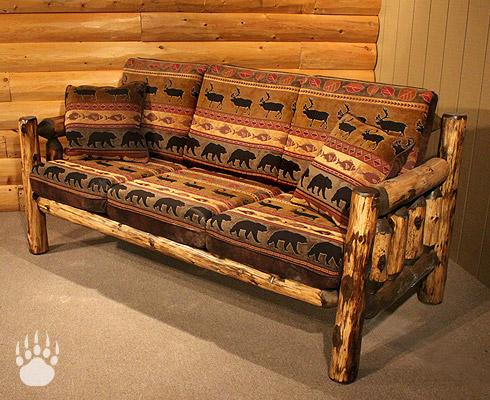 Rocky Top Log Furniture Railing Blog November 2012