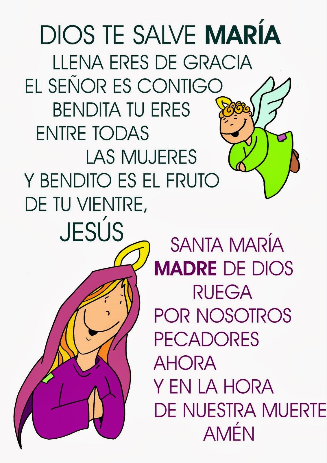 Para nuestra mamá del cielo