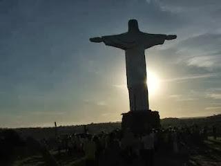 Cristo redentor de Camapuã