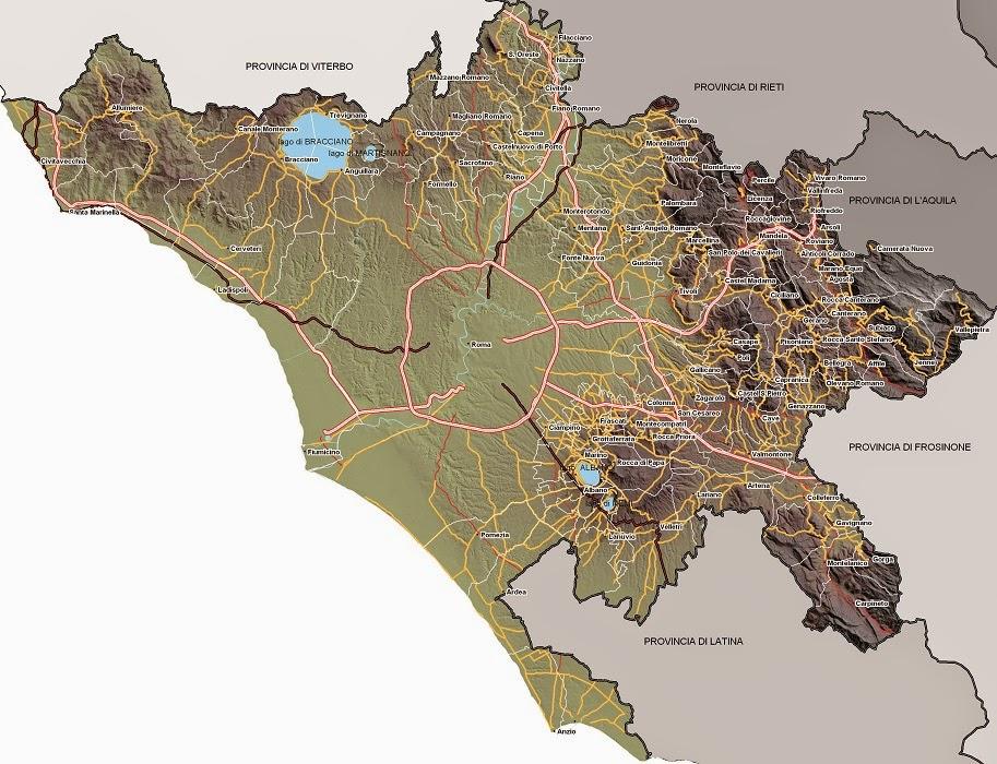 roma+mappa