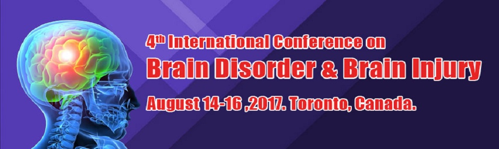 4<sup>th</sup> International Conference on Brain Disorders and Brain Injury