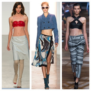 Fashion Week Spring 2014: Runway Trends