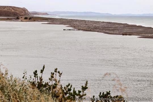 The Wairoa Rivermouth photograph