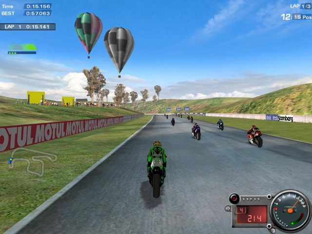 Moto Racer 3 Screen Shot