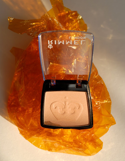Rimmel Powder Blush Mono in Smoked Oyster