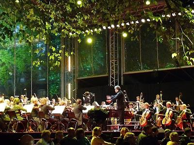 Concertgebouworkest op Prinsengrachtconcert 2013