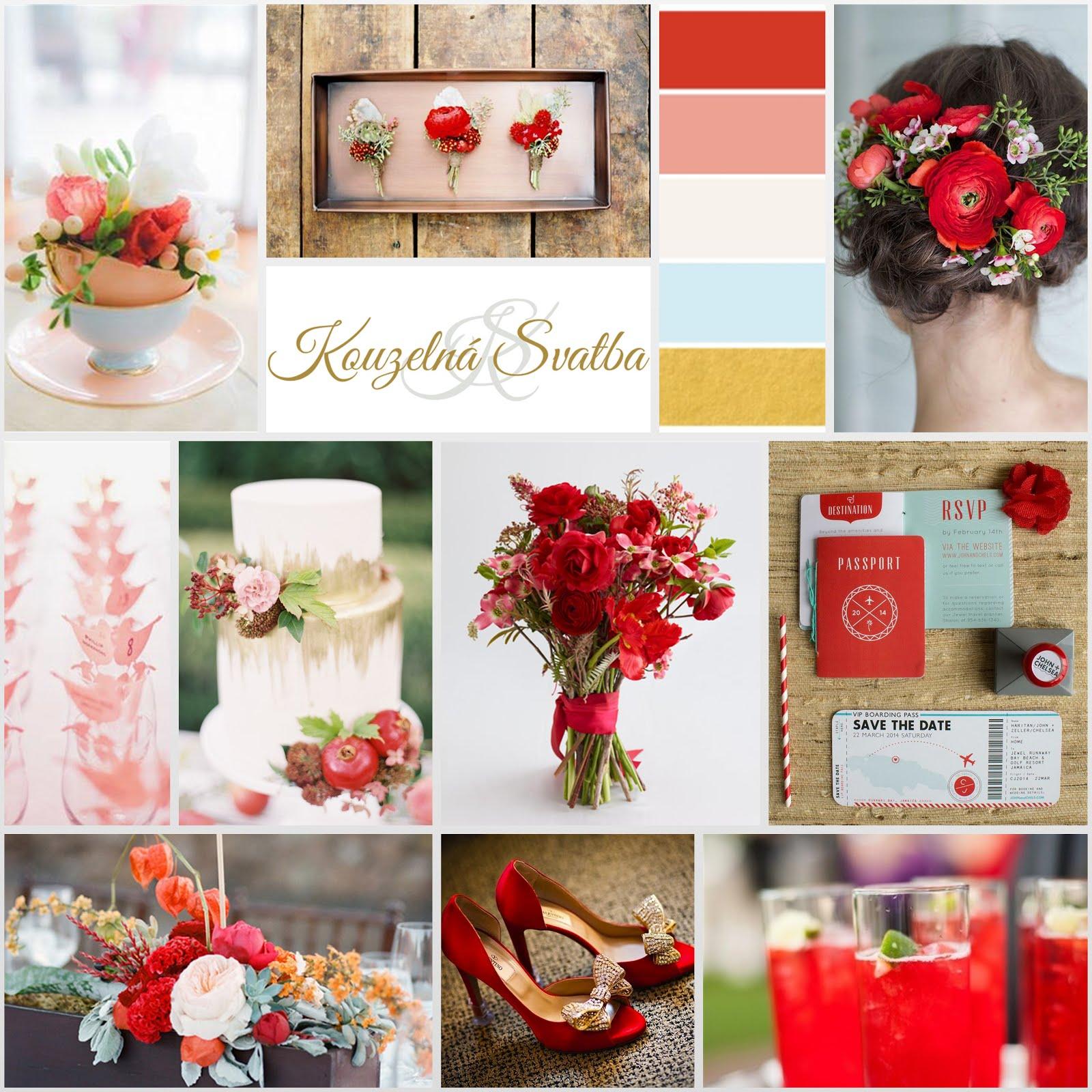 10 Barev Pro Originalni Svatbu Svatebni Blog