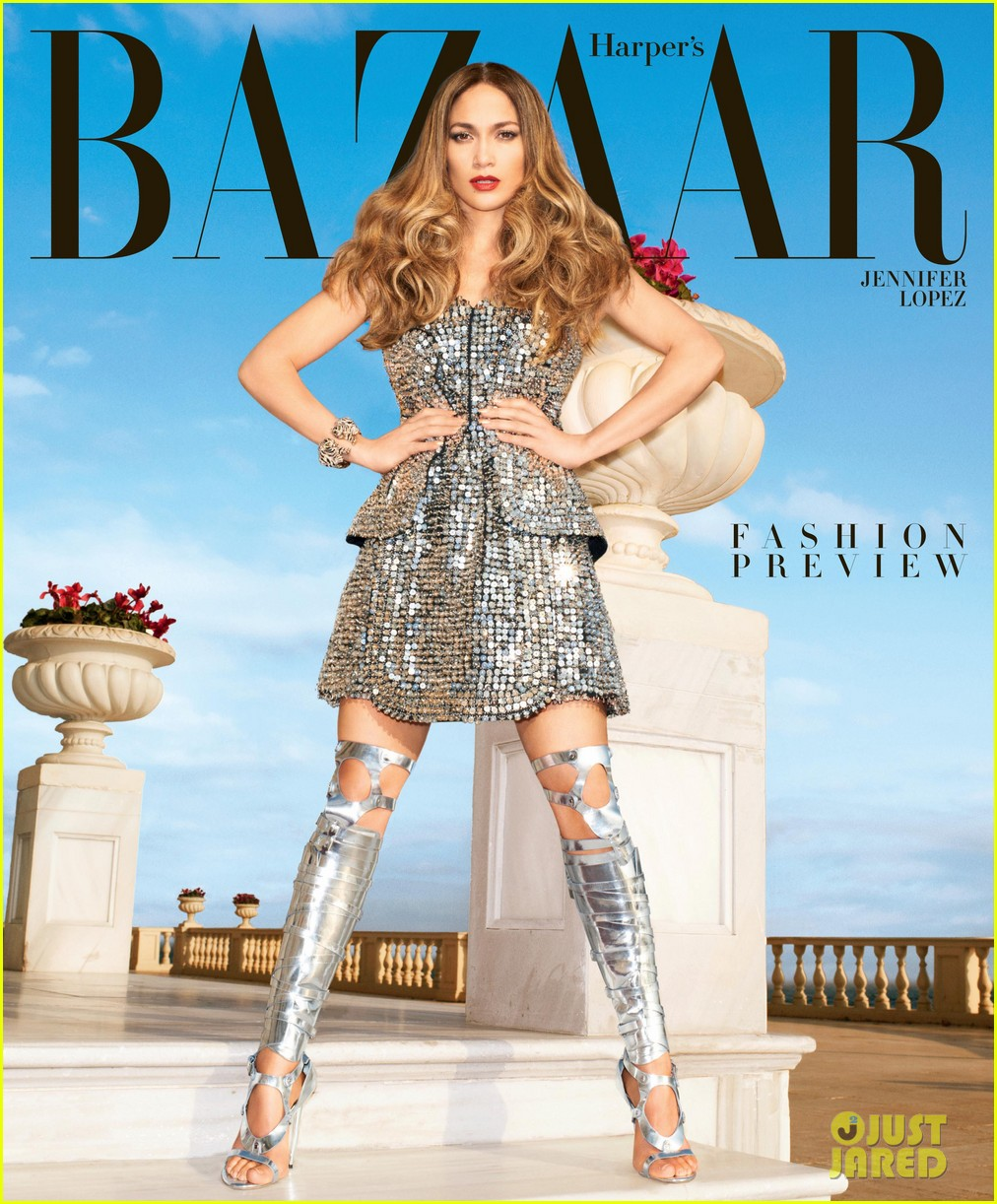Chizy 39 S Spyware Jenifer Lopez Covers Harpers Bazaar 39 S