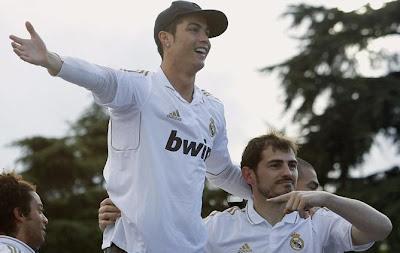 ¡Casillas criticó la 'arrogancia' de Cristiano!