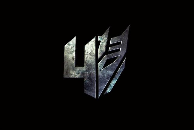 Transformers 4 movie logo