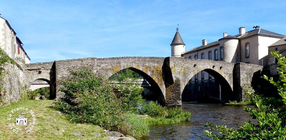 BRASSAC (81) - Pont médiéval