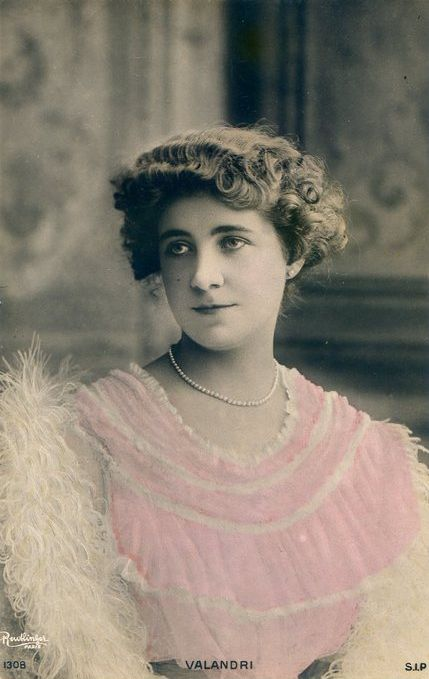 FRENCH SOPRANO ALINE VALLANDRI (1878-1952) CD