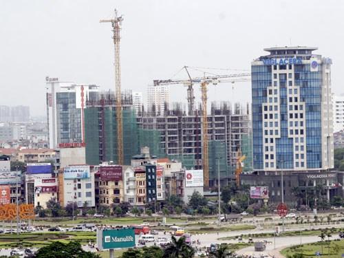 Các dự án nhà chung cư sẽ được phân hạng để quản lý