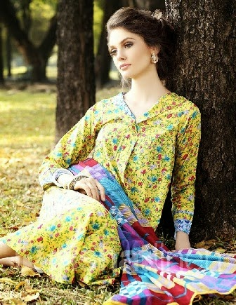 Nishat Linen Summer Dresses Collection