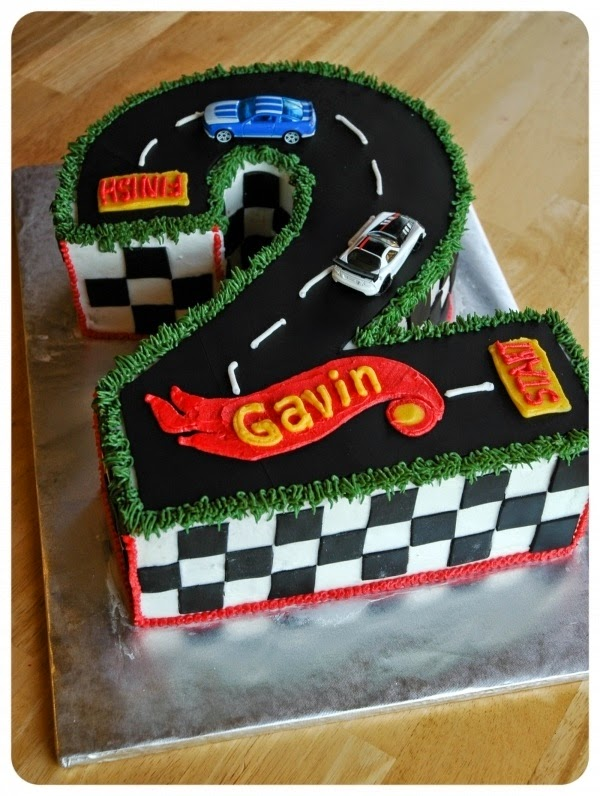 Hot Wheels Racing League Hot Wheels Birthday Party Cakes - Birthday cake cars 2