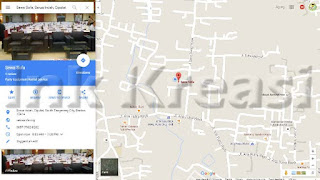 Gambar Google Map Sewa Sofa