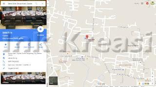 Gambar Google Map Sewa Sofa