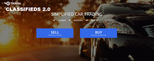 Trubil A marketplace for Used Cars implements Classifieds 2.0