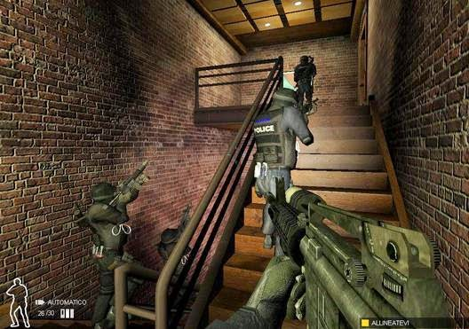 Gameplay SWAT 4 Gold Edition