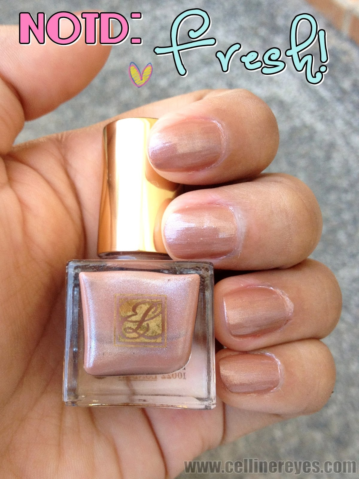 NOTD: Fresh! – Product Arena by Celline Reyes