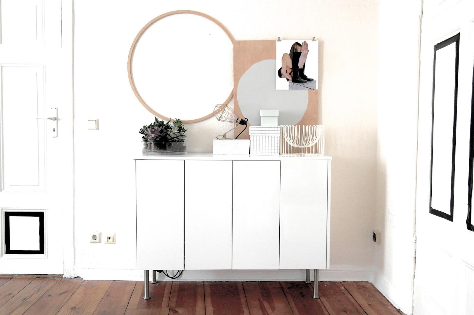 invitus diy 24 hochglanz sideboard. Black Bedroom Furniture Sets. Home Design Ideas