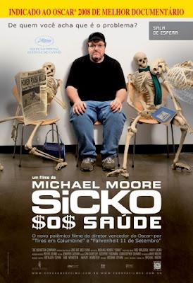 Filme Sicko : S.O.S. Saúde + Legenda