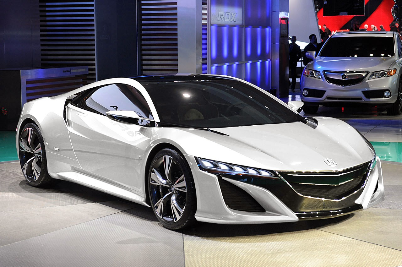 new car models acura nsx 2015. Black Bedroom Furniture Sets. Home Design Ideas
