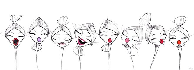 youtuber belleza colombia, alina a la mode, fashionblogger colombia, clinique, la riviera, pop lip color + primer
