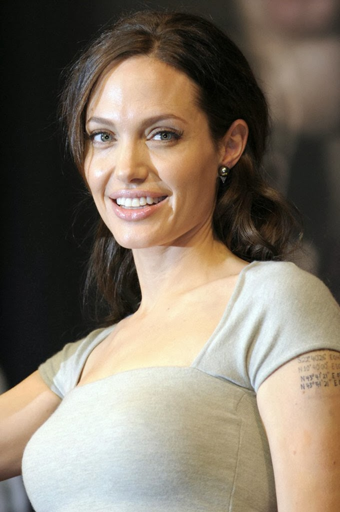 Angelina jolie new sex 2014
