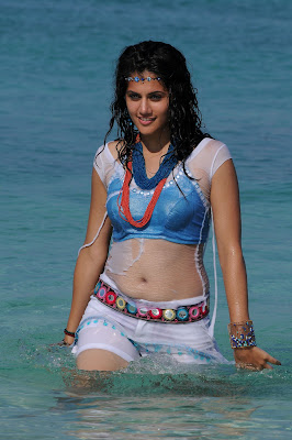 tapsee in daruvu movie - hd latest photos