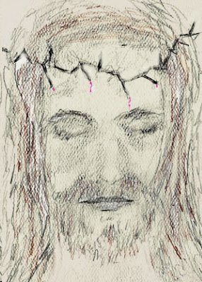 Joan Grayson Catholicsacredartblogspot He Was Despised And Rejected By Men A Man Of Sorrows Acquainted With Grief As One From Whom