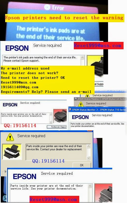 Reset Epson L waste ink pad counter - WicReset Keys